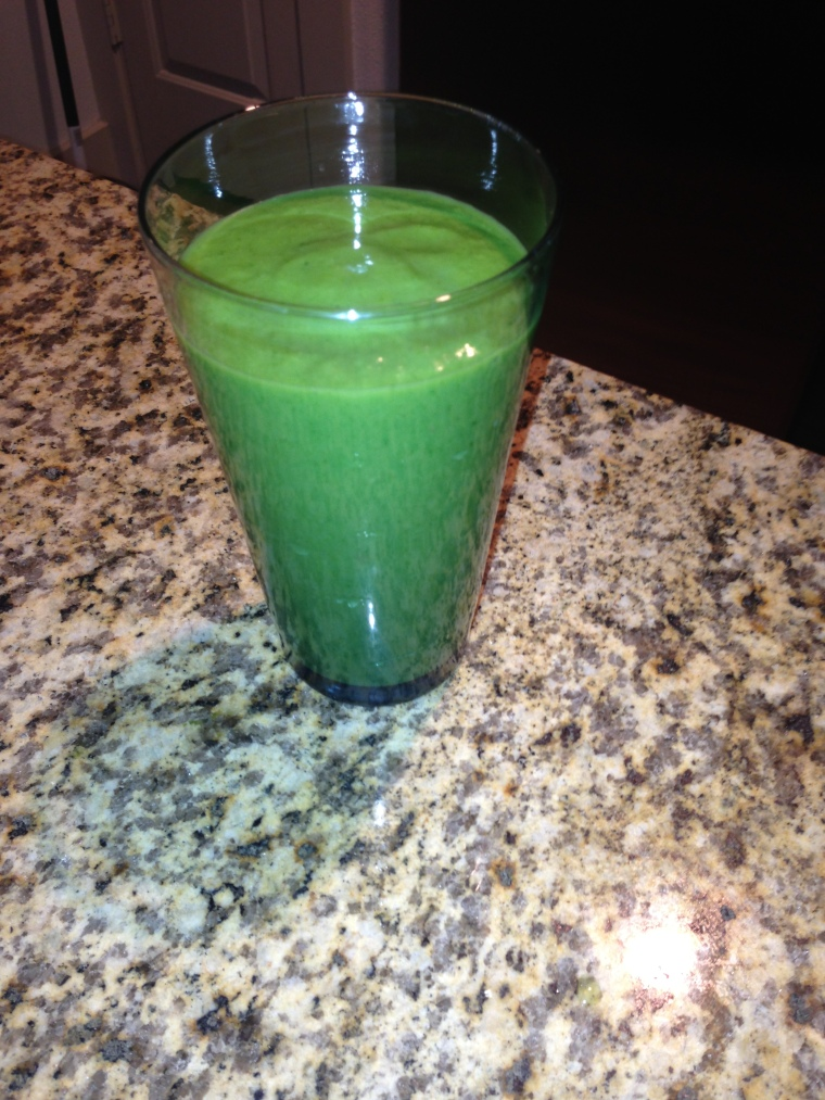 Green Smoothie Kick
